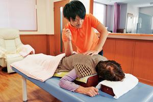 多種多様な手技療法