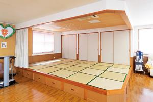 休養室及び休憩スペース